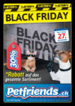 Petfriends.ch Black Friday - al 27.11.2020