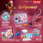 idee+spiel Strobel - Filiale Balingen E-Flyer Girlpower - bis 05.12.2020