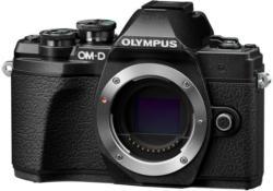Olympus OM-D E-M10 Mark III Gehäuse Schwarz