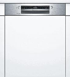 BOSCH SMI6ZCS00E Serie 6 Geschirrspüler (teilintegrierbar, 598 mm breit, 44 dB (A), A+++)