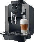 MediaMarkt JURA WE8 Kaffeevollautomat Dark Inox