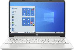 HP 15-dw1356ng, Notebook mit 15.6 Zoll Display, Core™ i5 Prozessor, 8 GB RAM, 256 GB SSD, 1 TB HDD, GeForce® MX130, Silber