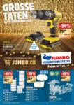 Jumbo Grosse Taten zu kleinen Preisen - bis 20.12.2020