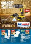 Jumbo Grandes actions à petits prix - bis 20.12.2020