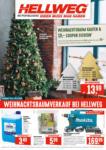 HELLWEG Baumarkt Wochenangebote - bis 05.12.2020
