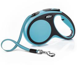 Flexi New Comfort Gurt L 5m blau