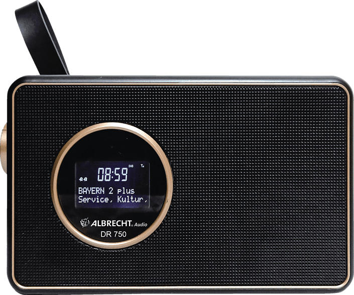 ALBRECHT DR 750, DAB+ Radio