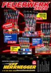 HERRNEGGER Baustoffhandel GmbH Feuerwerk 2020 - Feuerwerksverkauf ab 01. Dezember - bis 31.12.2020
