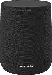 HARMAN KARDON Citation One MKII - Smart Speaker (App-steuerbar, Bluetooth, 802.11 a/b/g/n/ac (2,4GHz/5GHz), Schwarz)