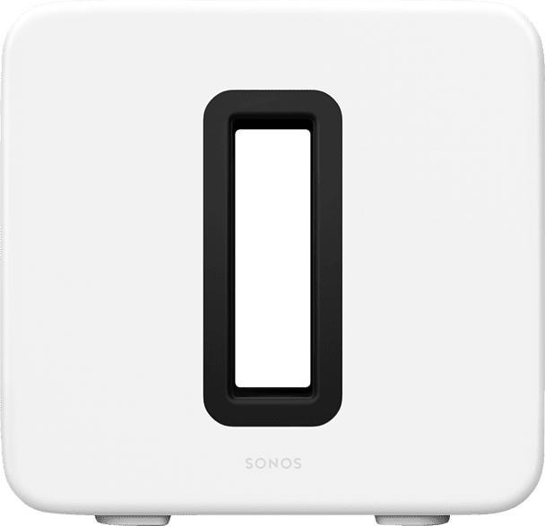 SONOS Sub (Gen3) - Subwoofer (App-steuerbar, b/g/n, Weiß)