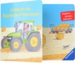 Ernsting's family Vorlesebuch Entdecke die Bauernhof-Fahrzeuge (Nur online)