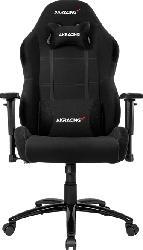 AKRACING Core EXWIDE Gaming Stuhl, Schwarz