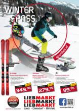 Sport 2000 Lieb Markt - Winterspaß