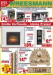 Wreesmann Wochenangebote - bis 11.12.2020