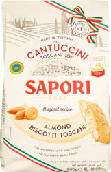 Cantuccini Toscani IGP Sapori, alla mandorla, 800 g