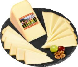 Formaggio svizzero del malgaro, ca. 320 g, per 100 g