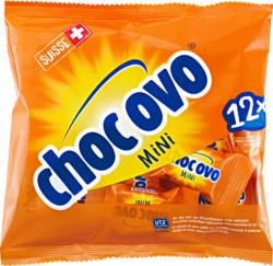 Barres de chocolat Choc Ovo mini Ovomaltine, 90 g