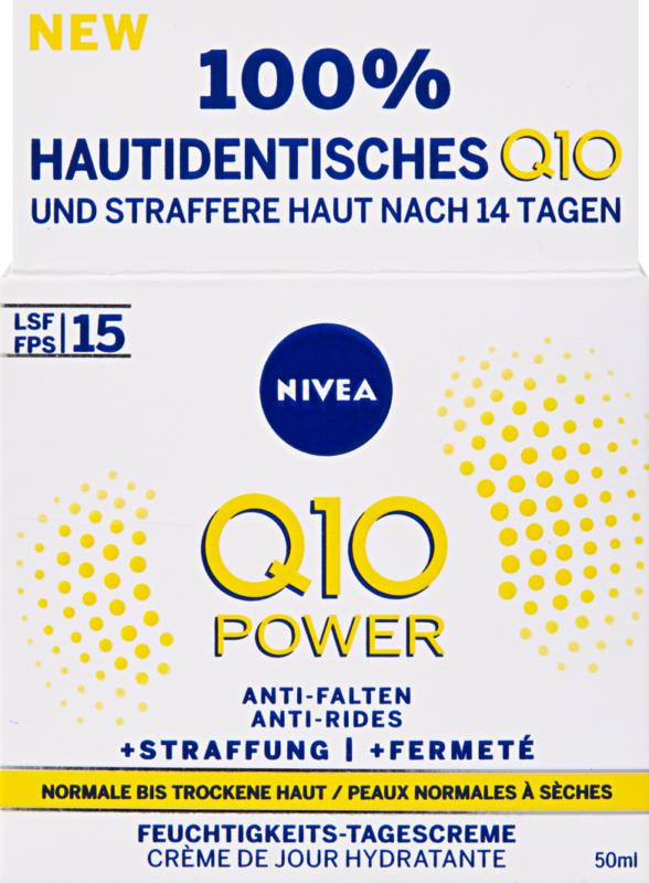 Trattamento antirughe Q10 Power Nivea , Crema da giorno, 50 ml