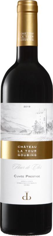 Château La Tour Goubing Cuvée Prestige rouge Fleur de Clos AOC Valais, 2019, Valais, Suisse, 75 cl