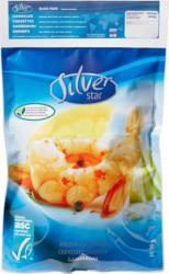 Crevettes géantes Black Tiger Silverstar, Viêt Nam, 1000 g