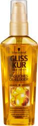 Gliss Kur Schwarzkopf, Olio prezioso riparatore per capelli, 75 ml