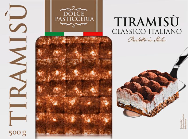 Tiramisù Classico Dolce Pasticceria, 500 g