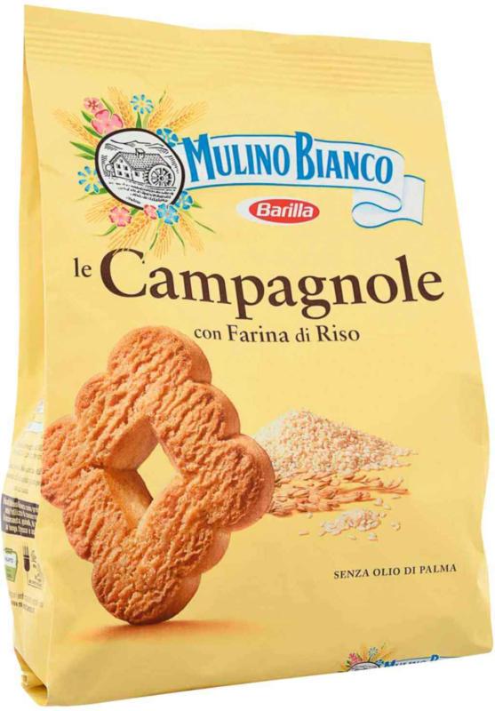 Biscuits Mulino Bianco Campagnole 700 g -