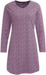 Damen Nachthemd mit Herz-Print (Nur online)