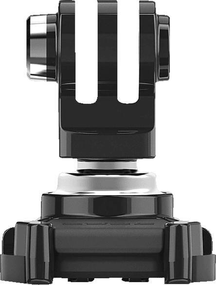 ABJQR-001 Ball Verbindung Schnalle, schwarz