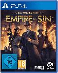 MediaMarkt Empire of Sin Day One Edition [PlayStation 4]