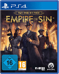 Empire of Sin Day One Edition [PlayStation 4]