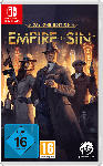 MediaMarkt Empire of Sin Day One Edition [Nintendo Switch]