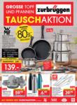 Zurbrüggen ALT gegen NEU - große Topf & Pfannen Tauschaktion - bis 16.12.2020