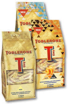 TOBLERONE TINY  272G