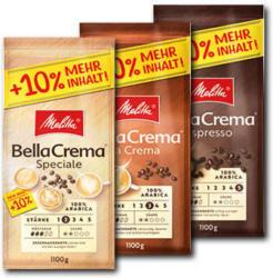 MELITTA BELLACREMA 1000G +10%