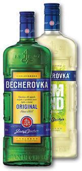 BECHEROVKA 20-38% 1L