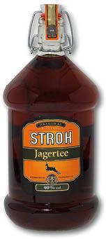 STROH JAGERTEE 40% 1L
