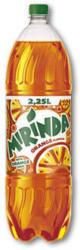 MIRINDA ORANGE 2,25L