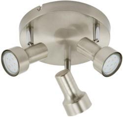 "LED-Spotserie ""Sub"", 3 Spots, rund, matt 3 | rund"