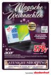 dodenhof Magische Weihnachten - bis 12.12.2020
