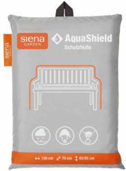 "Schutzhülle ""AquaShield"" für 2er-Bank, 130x75x65/85 cm, hellgrau"