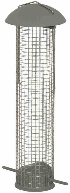 """Vogelfuttersäule """"Iron Line"""" für Nüsse, 32,5 cm"""