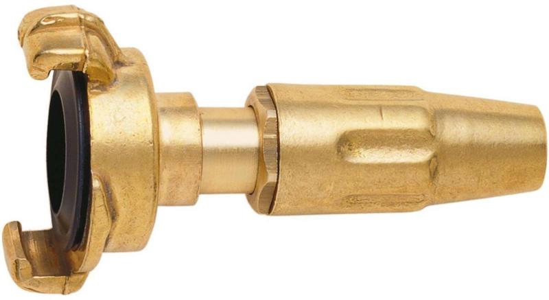 """Spritzdüse 3/4"""" 19mm MS 3/4"""" - 19mm MS m. GEKA-Kupplung"""