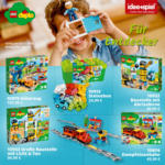 Spielzeug Sanders E-Flyer Lego Duplo Für Entdecker - bis 12.12.2020