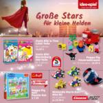 Comic Buch & Spiel Inh. Arne Hachtmann E-Flyer Große Stars für kleine Helden - bis 12.12.2020