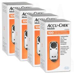 Roche Accu-Chek Mobile bandelettes réactives 4 x 100 -