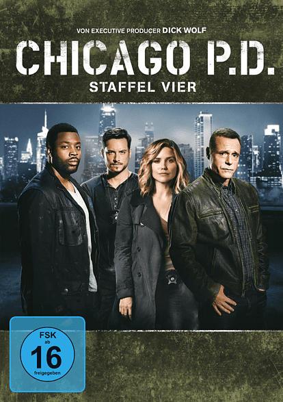 Chicago P.D. Staffel 4 [DVD]