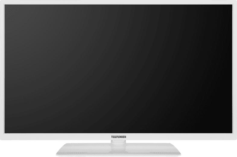 TELEFUNKEN D32F550R1CW-W LED TV (Flat, 32 Zoll/80 cm, Full-HD, SMART TV)