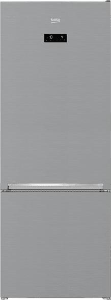 BEKO RCNE560E40ZXBN  Kühlgefrierkombination (A++, 343 kWh/Jahr, 1920 mm hoch, Edelstahllook)