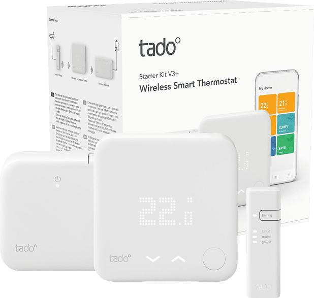 TADO Wireless Smart Thermostat V3+ Starter Kit